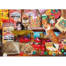 Gibsons Gibsons Paw Drops & suger Mice (1000 stukjes)