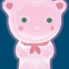 Djeco Djeco 3421 Nachtlamp beer roze