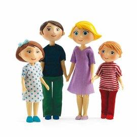 Djeco Djeco 7811 Gaspard & Romy's familie