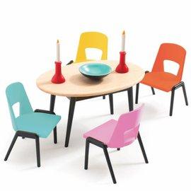 Djeco Djeco meubels - Eettafel