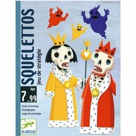 Djeco Djeco 5107 Kaartspel - Squelettos