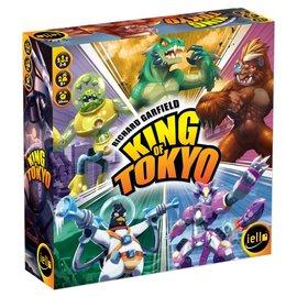 Spellen diverse King of Tokyo 2016 Edition