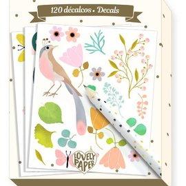 Djeco Djeco 3680 Krasplaatjes flora en fauna met kraspotlood