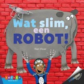 Wat slim, een robot AVI-E5