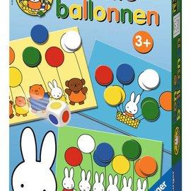 Ravensburger Nijntje Bonte ballonnen spel