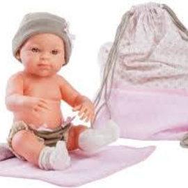Pop Mini Pikolines meisje met tas (32cm)