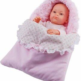 Paola Reina Pop Mini Pikolines meisje slaapzak (32cm)