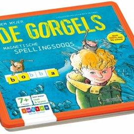 De Gorgels spellingsdoos magnetisch