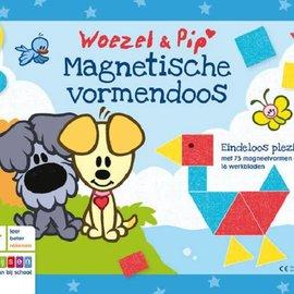 Woezel & Pip Woezel & Pip magnetische vormendoos