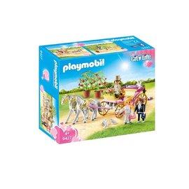 Playmobil Playmobil - Huwelijkskoets (9427)