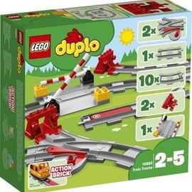 Lego Lego Duplo 10882 Treinrails