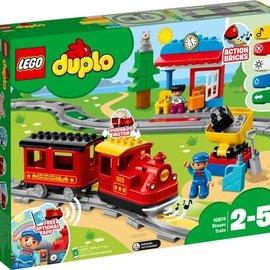 Lego Lego Duplo 10874 Stoomtrein