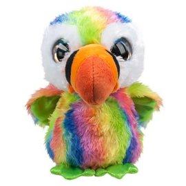 Lumo Lumo papegaai Lenni (15 cm)