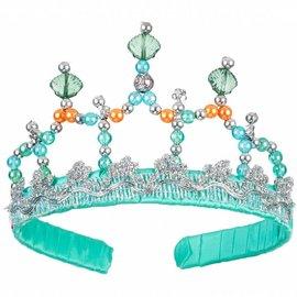 Phanine Maryola zeemeermin kroon, blauw