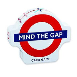 Gibsons Mind  the gap