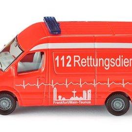 Siku Siku ambulance (0805)