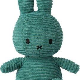 Nijntje Nijntje corduroy groen (23cm)