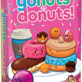 WhiteGoblinGames WGG Go Nuts for Donuts