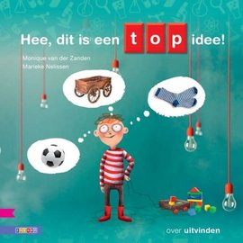 Boek AVI-Start: Hee, dit is een top idee