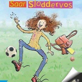 Boek Saar sloddervos - AVI-M4