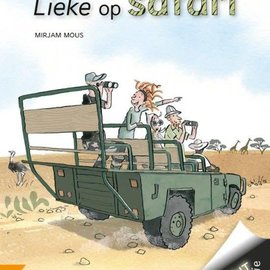 AVI-E4: Lieke op safari 10+