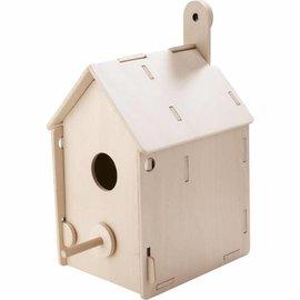 Haba Haba 4127 Terra Kids Vogelhuisje, zelf bouwen