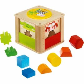 Haba Haba 301701 Sorteerbox zoodieren