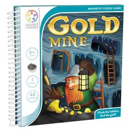 SmartGames SmartGames - Magnetic Travel Games - Gold mine