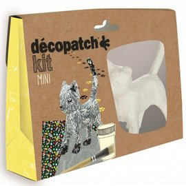 Mandarine Decopatch kit mini kat