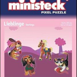Ministeck Ministeck Lievelingen 4in1