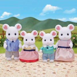Sylvanian families Sylvanian Families - Marshmallow muis familie