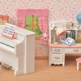 Sylvanian families Sylvanian Families - Piano en bureau set