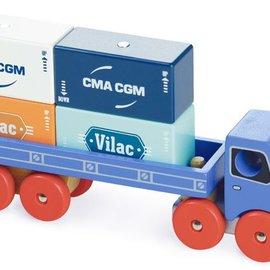 vilac Vilac - Vilacity Vrachtwagen container