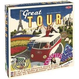 Tactic Selecta The great tour european cities