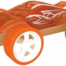 Hape Hape 5506 Bamboe auto Twin Turbo