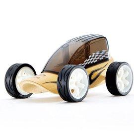 Hape Hape 5502 Bamboe auto Low Rider