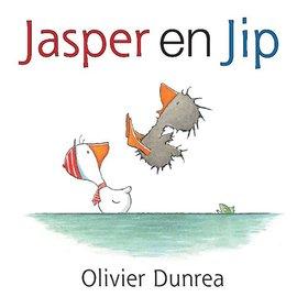 Boek Gonnie - Jasper en Jip (kartonboekje)
