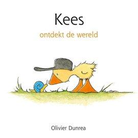 Gonnie - Kees ontdekt de wereld (kartonboekje)