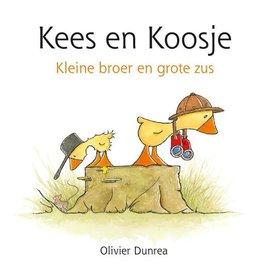 Gonnie - Kees en Koosje, kleine broer en grote zus (kartonboekje)
