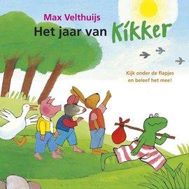 Het jaar van Kikker (kartonboek)