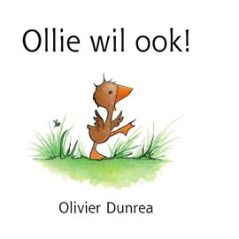Boek Gonnie - Ollie wil ook! (kartonboekje)