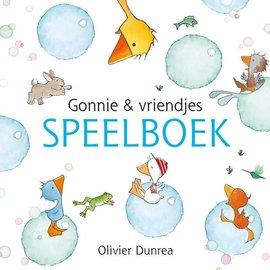 Boek Gonnie en vriendje speelboek