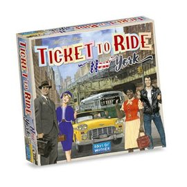 Days of Wonder Ticket to Ride New York - NL (Stand alone)