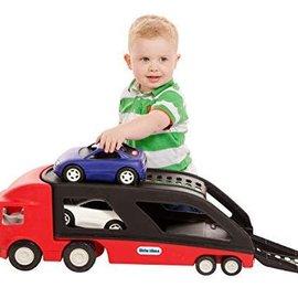 Little Tikes Little Tikes autotransporter rood