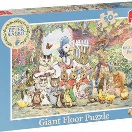 Jumbo Jumbo Peter Rabbit Giant vloer puzzel