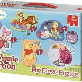 Jumbo Jumbo puzzel My first puzzel Winnie the Pooh