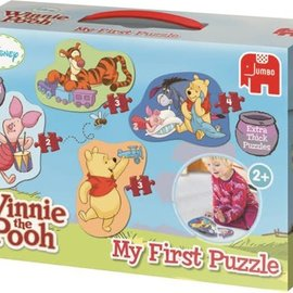 Jumbo Jumbo - Winnie the Pooh my first puzzel