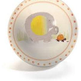 Djeco Djeco 0141 Bal - Olifant & Panter (15 cm)