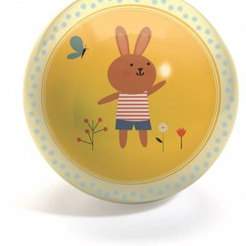 Djeco Djeco 0102 Bal - Konijn Sweety (12 cm)