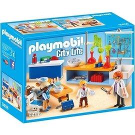 Playmobil Playmobil - Scheikundelokaal (9456)
